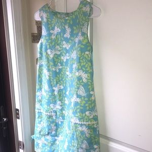 Lilly Pulitzer dress with butterflies 🦋 🌿